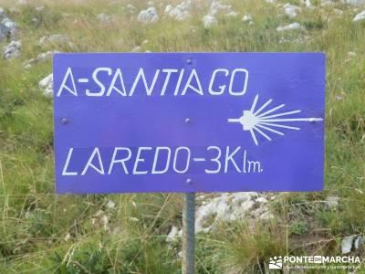 Santoña,Monte Buciero-Laredo; circo de gredos ruta senderos en la palma de paseo por madrid